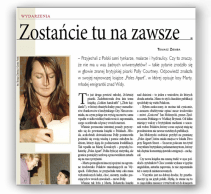 Polski Express - Changing perceptions